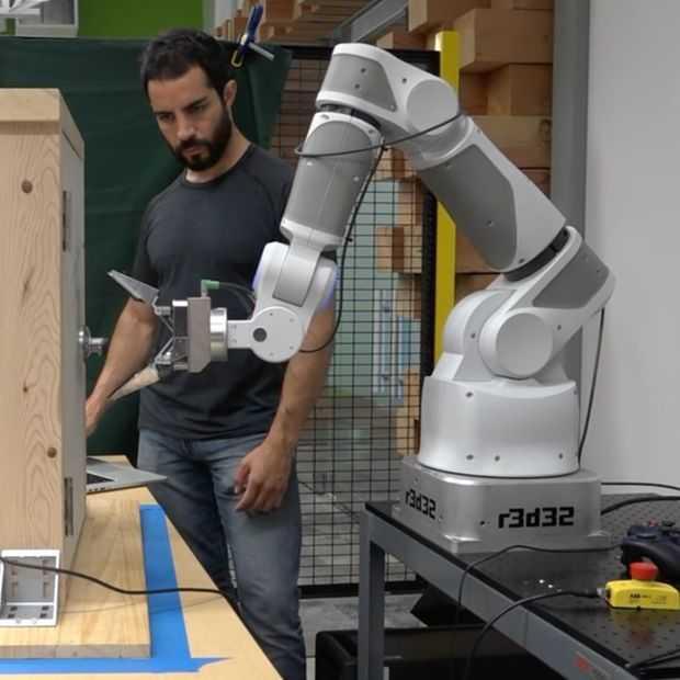 Google maakt slimme robotarmen - en verkoopt ze dan niet