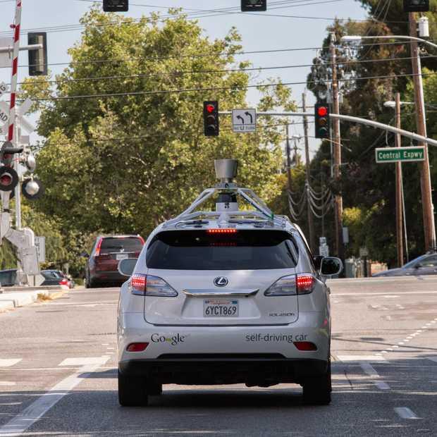 Google's zelfrijdende wagen kan de meest complexe verkeerssituaties in de stad aan