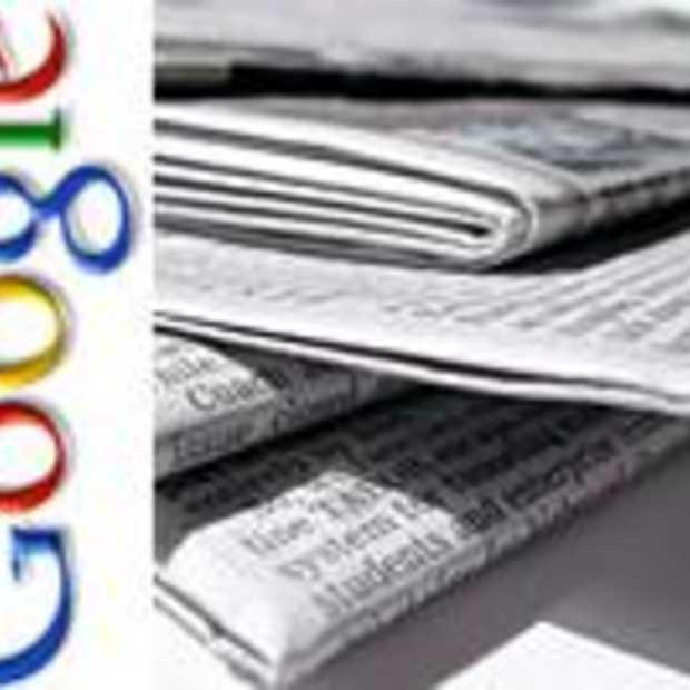 Google verwijdert content aantal Belgische kranten