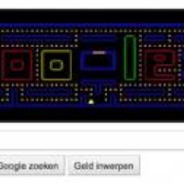 Google viert 30e verjaardag van Pac-man