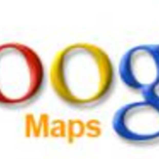 Google vraagt licensie aan voor Google Maps in China