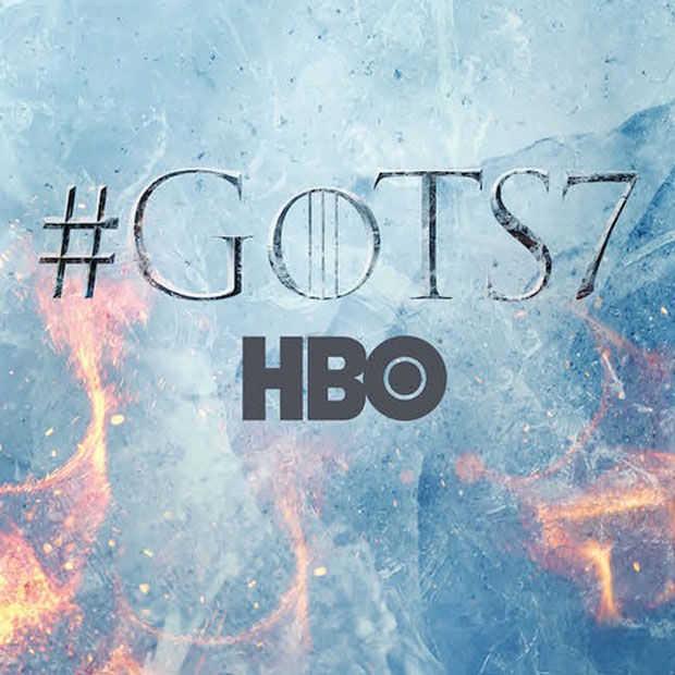Deze poster doet je verlangen naar seizoen 7 Game of Thrones