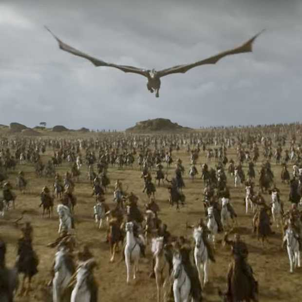 Eerste trailer Game of Thrones - Seizoen 7