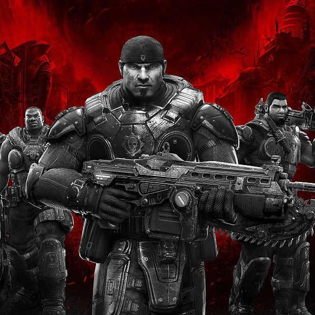 Gears of War Ultimate Edition: met een grijze bril