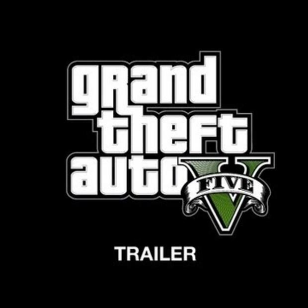 GTA 5 reveal trailer