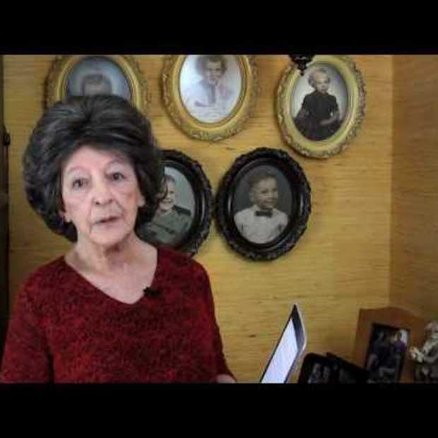 Grandma's iPad Commercial (really funny video)