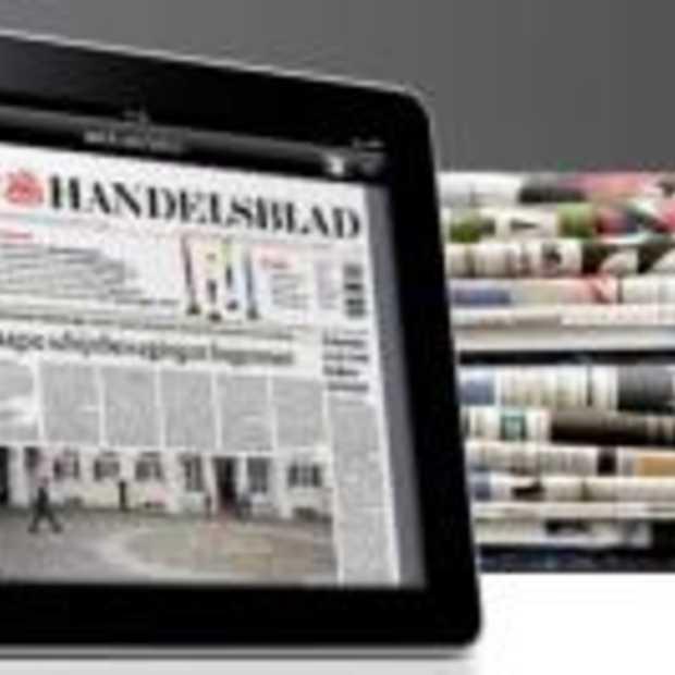 Gratis IPad bij digitaal NRC abbo. Winst in 1 jaar met Nu.nl +duiding