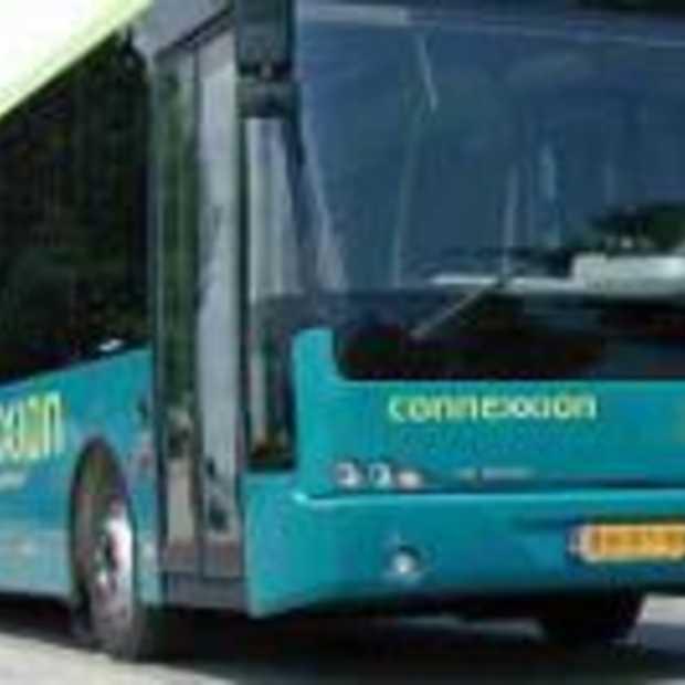 Gratis WiFi in de Friesche bus