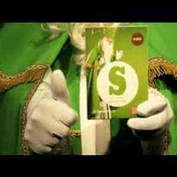 Hij is er weer: de Groene Sint
