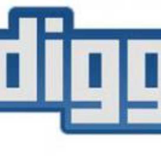 Grootschalige censuur op Digg ontdekt
