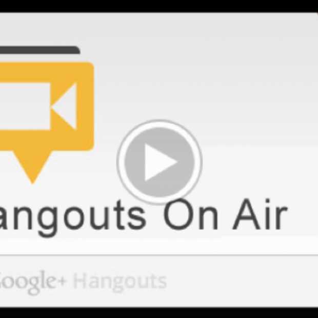 Grotere Google+ hangouts voor overheid, bedrijven en scholen