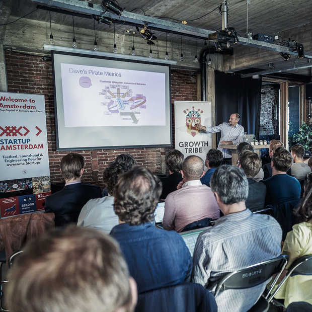 De eerste 'Growth Hacking'-opleiding van Europa start in Amsterdam