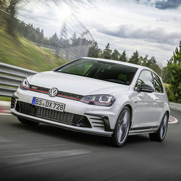 De Golf GTI Clubsport S is al uitverkocht