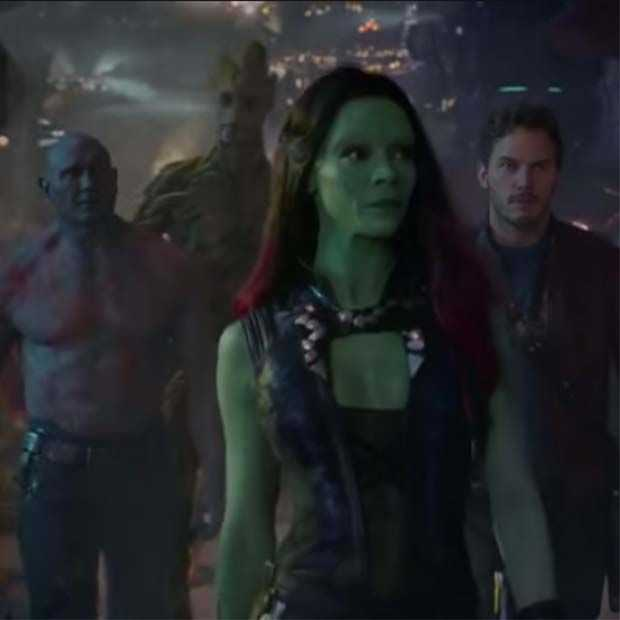 Guardians of the Galaxy - Official Trailer 2