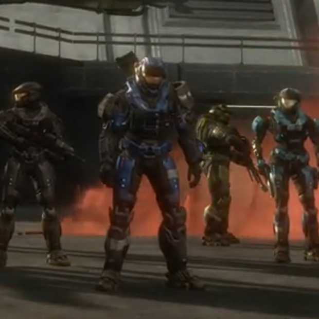 Halo: Reach hoef je echt nooit meer alleen te spelen