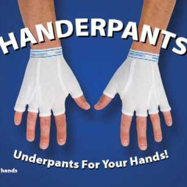 Handerpants - The Underpants for Your Hands!