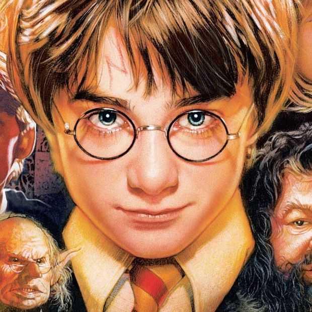 Harry Potter bestaat 20 jaar en iedereen haakt vrolijk in