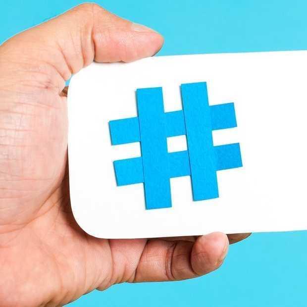 Dit zijn de meestgebruikte hashtags op Twitter in 2015
