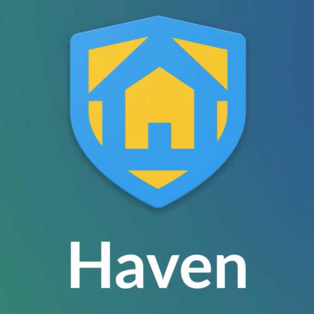 Haven, Edward Snowden wil je omgeving beschermen met een App