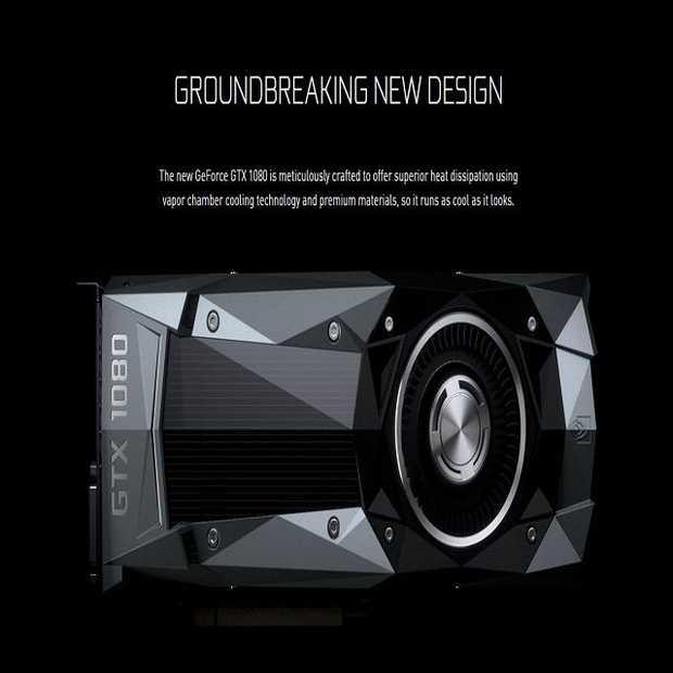 Nvidia presenteert de GTX1080 en de GTX1070