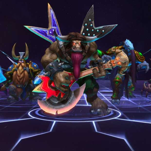 Heroes of the Storm: iedereen een held