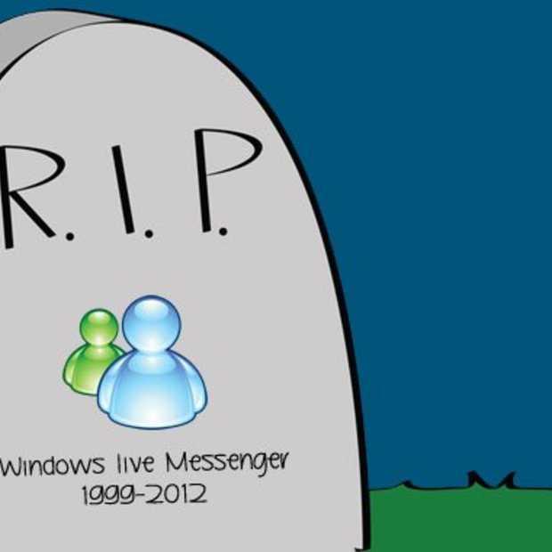 Het einde van Windows Live Messenger komt in zicht