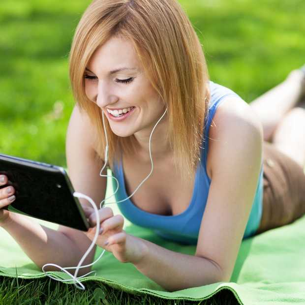 Hier brengen Amerikaanse tieners hun tijd online door