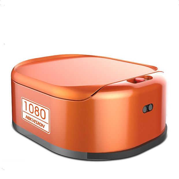 Zie deze robots eens even post sorteren als kleine oranje baasjes