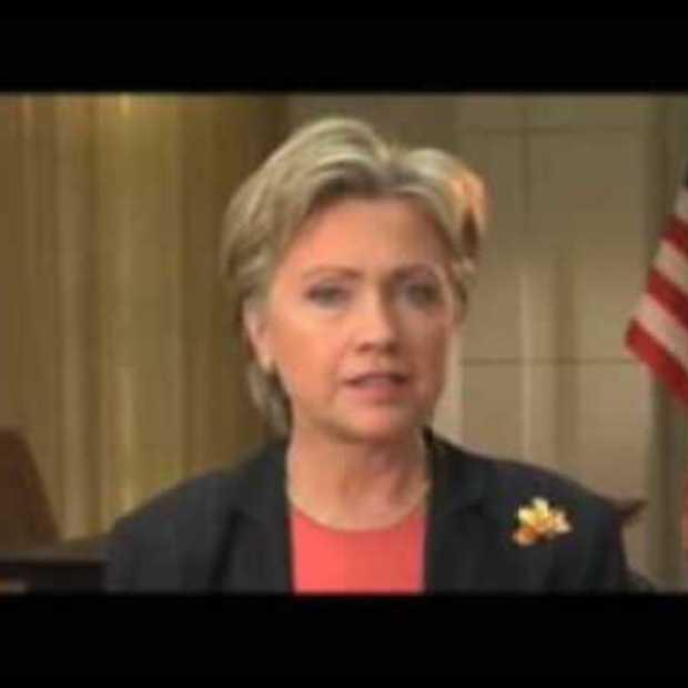 YouTube gebruikers kiezen campagnesong Hillary