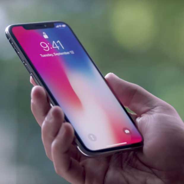 Het uitspreken van de iPhone X gaat nu al fout: het is de iPhone 10
