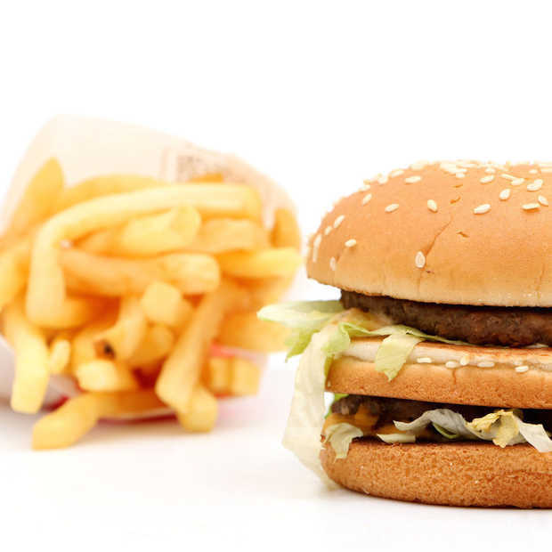 Hoeveel moet je sporten om fastfood te verbranden?