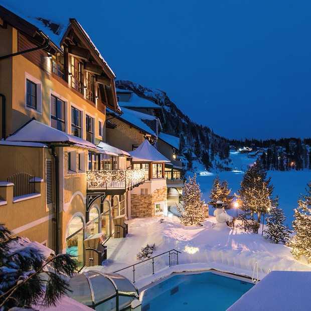 Hotel in de Alpen gehackt, gasten opgesloten in hun kamer