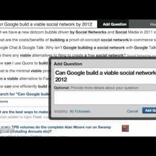 HOW TO: Ask and Answer Questions on Quora