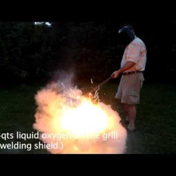 BBQ in 30 seconde heet!!
