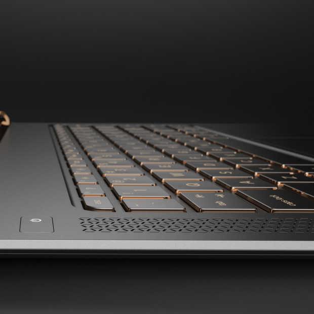De nieuwste HP laptop is net zo 'dik' als een AAA-batterij