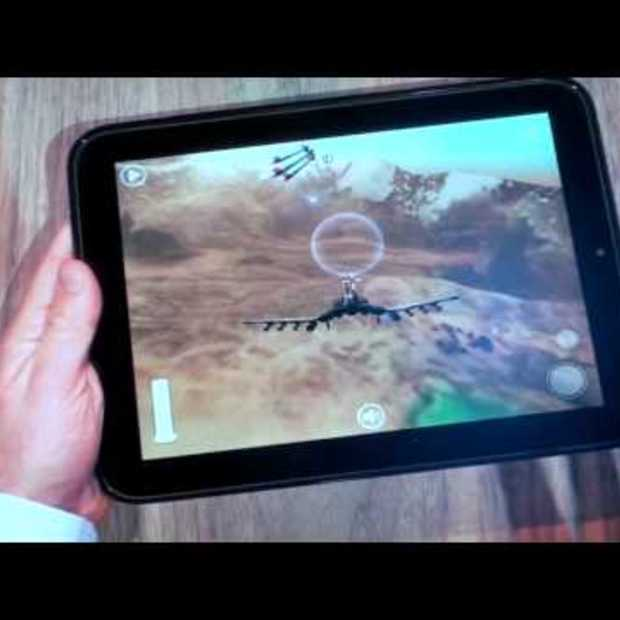 Gaming op de HP TouchPad