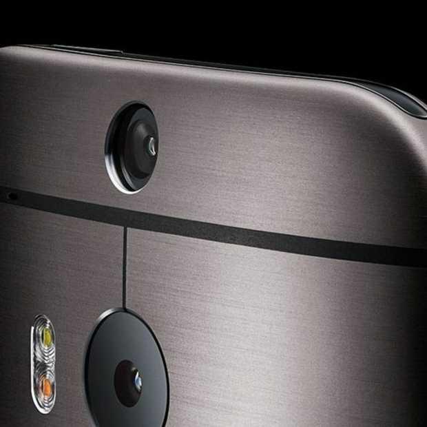 HTC toont spierballen bij lancering HTC One M8