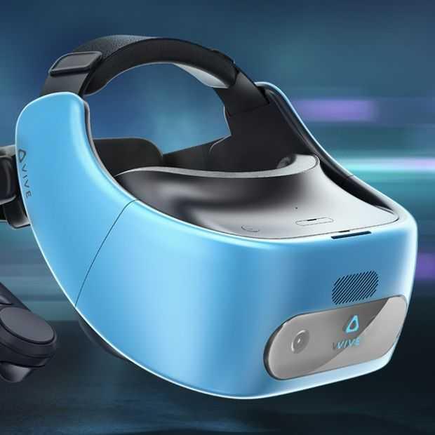 HTC komt met draadloze Vive Focus VR headset