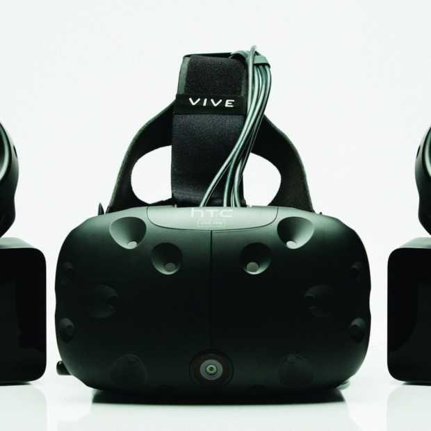 CES Nieuws: HTC Vive Pre laat het nieuwe gezicht van HTC zien