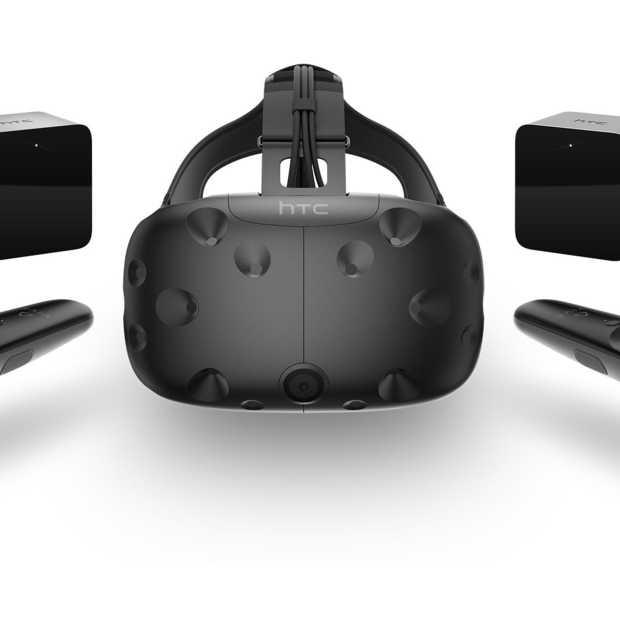 HTC Vive krijgt nieuwe upgrades in 2017