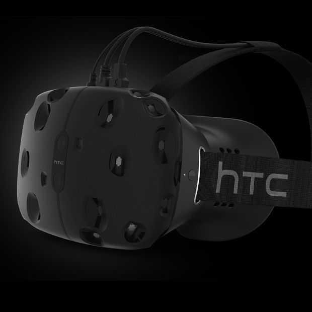 De HTC Vive: VR revolutie in de maak