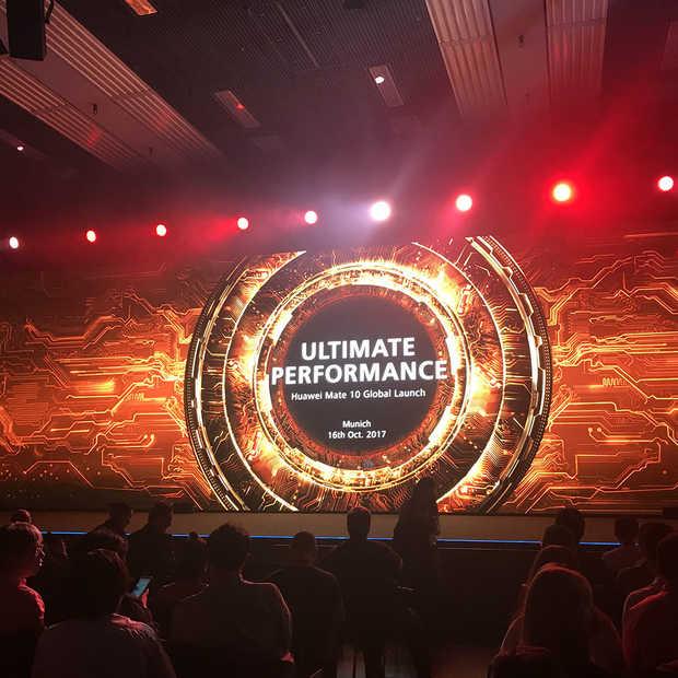 Huawei Mate 10 Pro, de intelligente Smartphone!