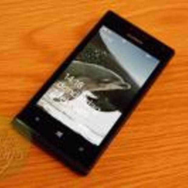 Huawei veelbelovende uitdager op Windows Phone markt
