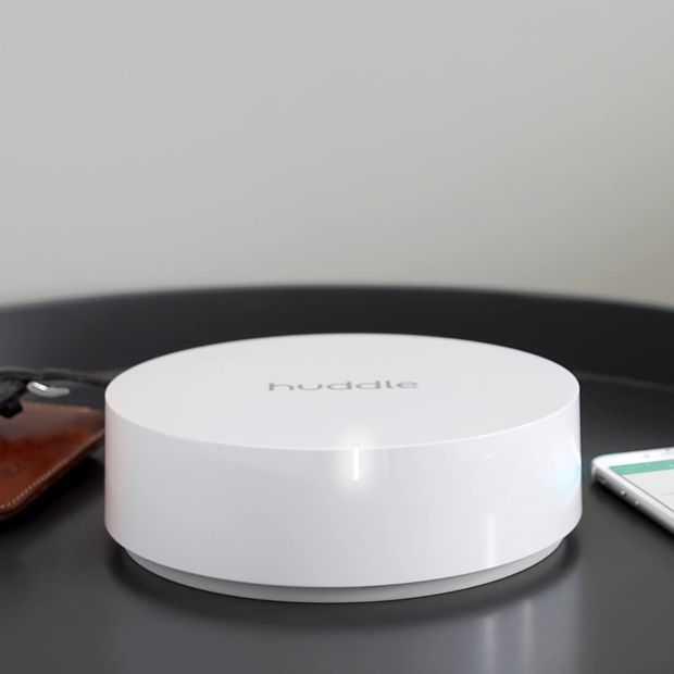 Huddle: meerdere stations, één WiFi-netwerk