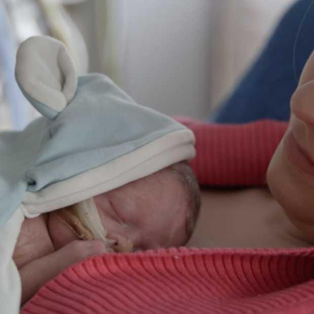 Hugsy: hightech babydeken voor te vroeg geboren baby's