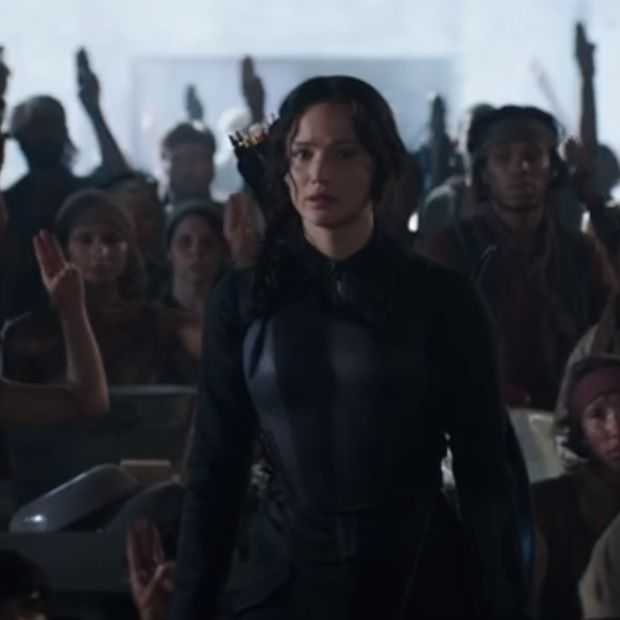 It's here! The Hunger Games: Mockingjay Trailer