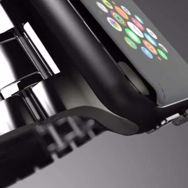 Hier kon je op wachten, Apple Watch stainless steel bandje voor 49 dollar