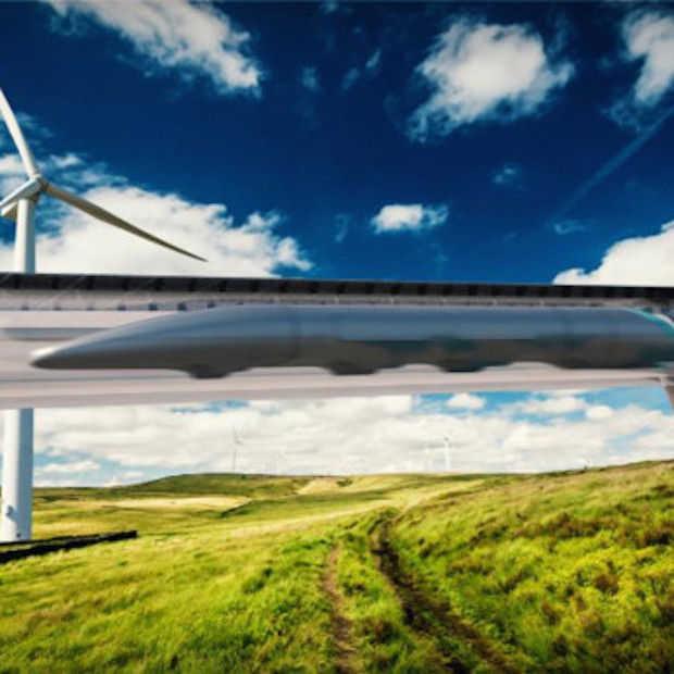In 8 minuten van Bratislava naar Wenen met de hyperloop!