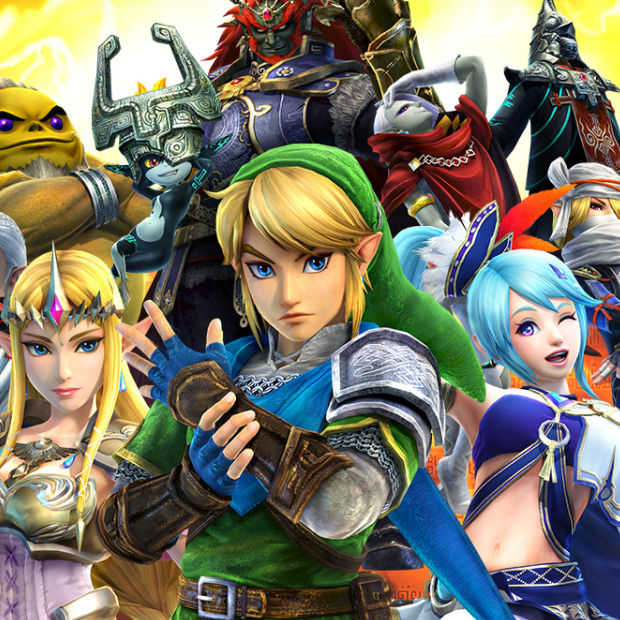 Hyrule Warriors: Zelda, maar dan heel anders