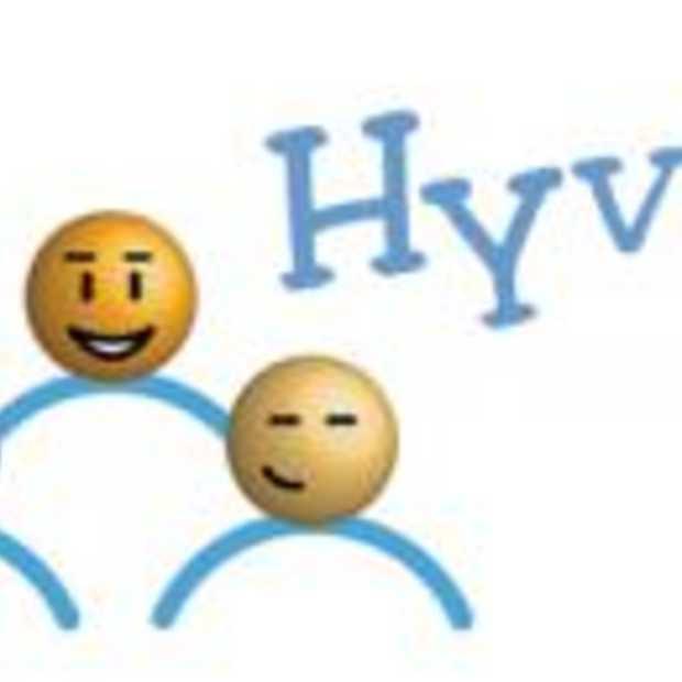 Hyves.nl grootste site van Nederland